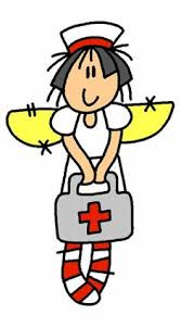 nurse with wings